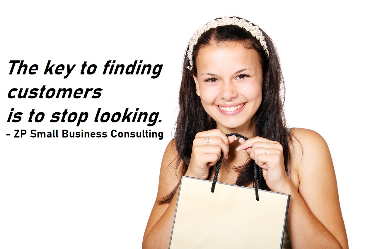 How to Find Customers