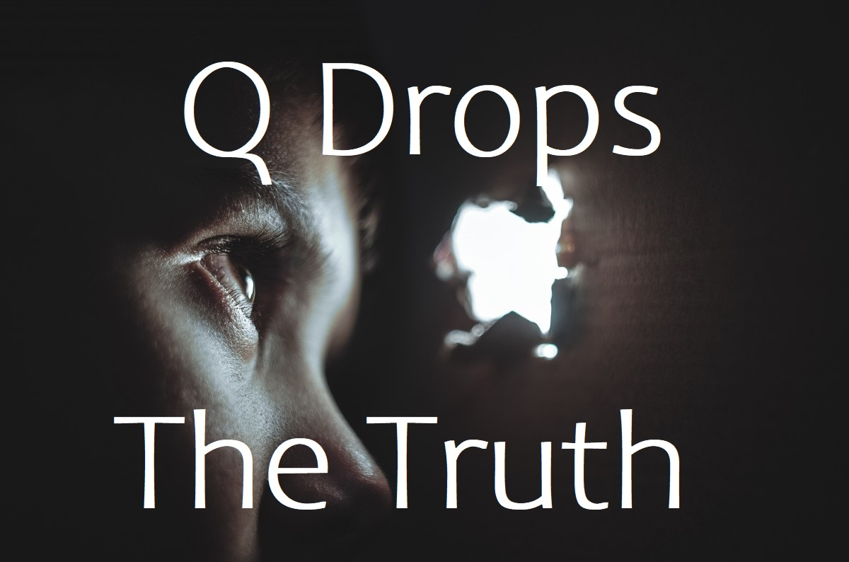 image: Q Drops The Truth